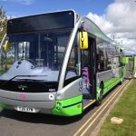 Electric Bus Charging at Monks Cross